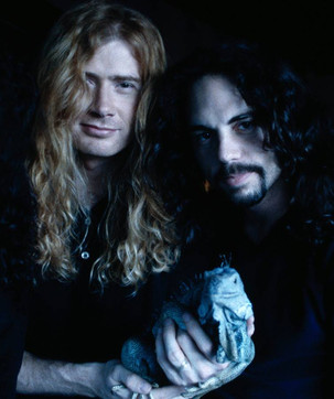 Megadeth frontman Dave Mustaine tells about his relationship with Nick Menza