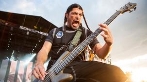"Robert Trujillo: ""Youthful Energy To Create"" Has Kept Band's Music Fresh"