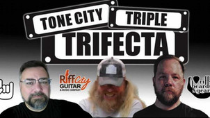 Riff City Guitar Giveaway - Tone City pedals