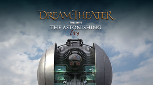 "Dream Theater's 13th studio album will be called ""The Astonishing"""