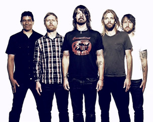"""Foo Fighters have released a free five-track EP called """"Saint Cecilia"""""""