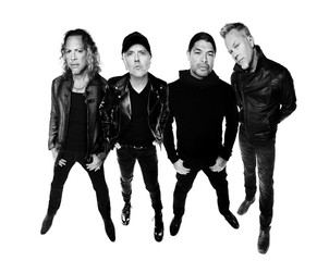 Metallica will stream new track Atlas, Rise! on Halloween