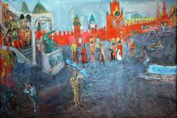Natta I. Konysheva. 1993.
