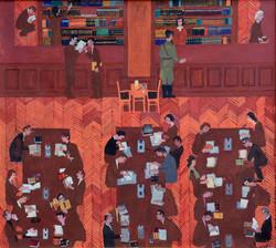 """Public Library"" 1960s."