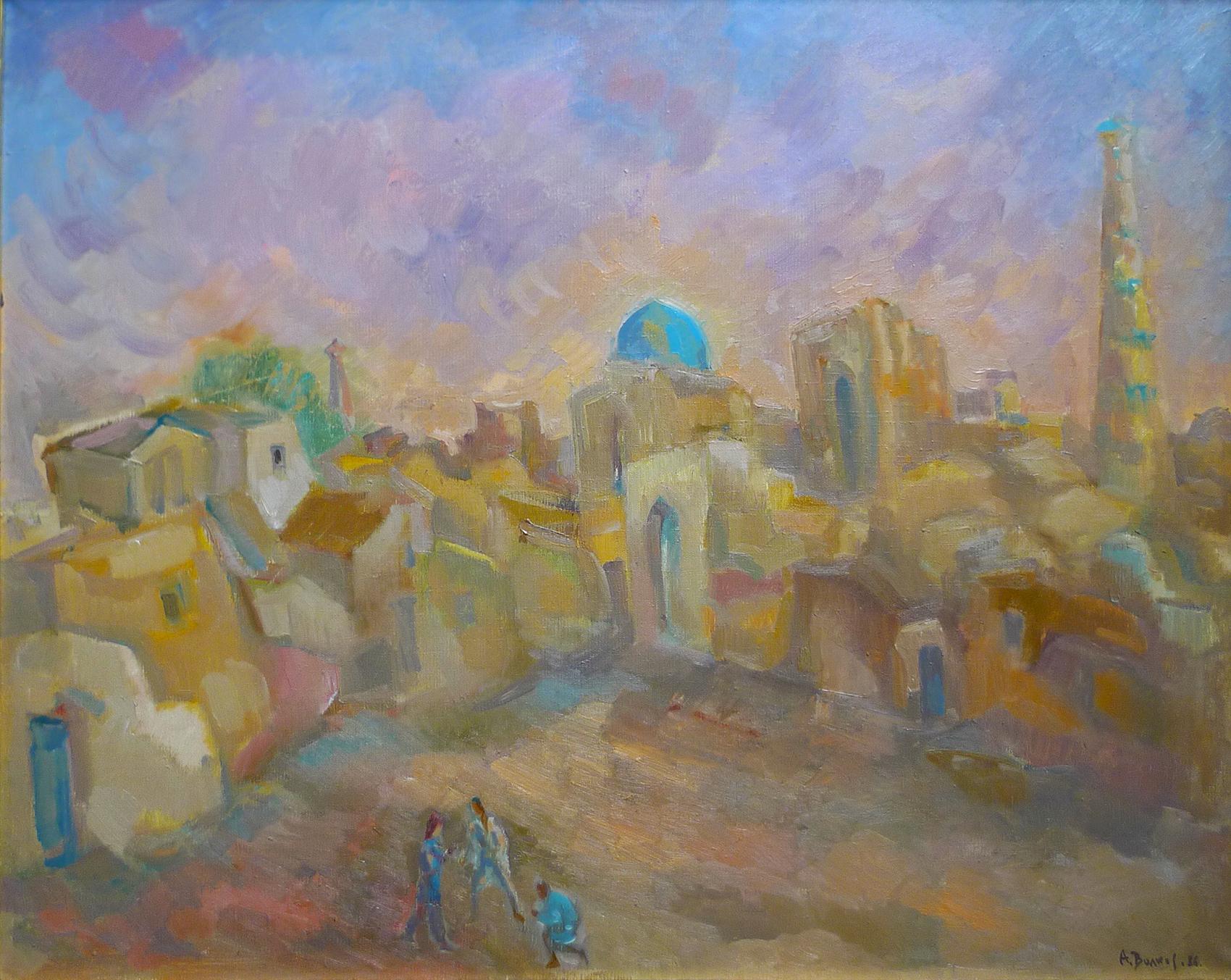 """""""Khiva"""" 1985."""