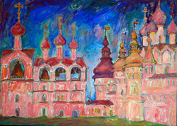 """""""Rostov the great- evening"""",1967."""
