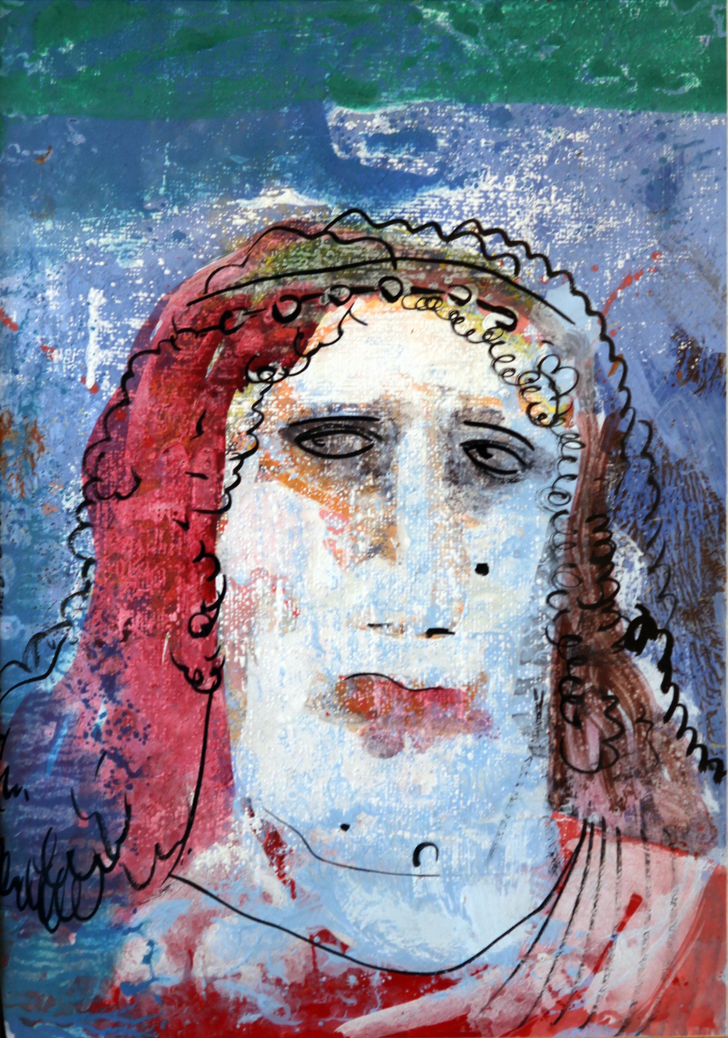 Portrait, 1977-78.
