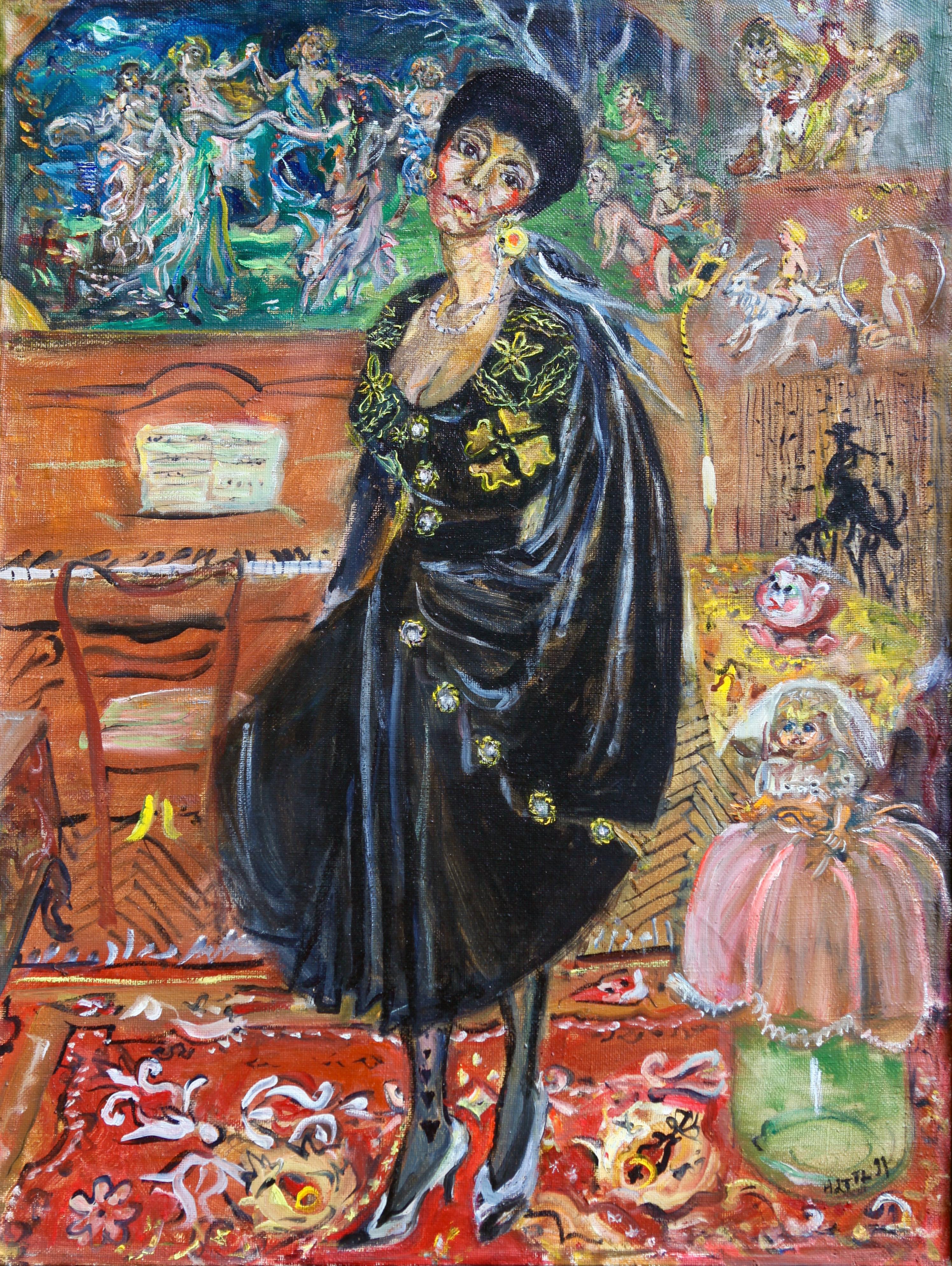 Natta I. Konysheva. 1991.