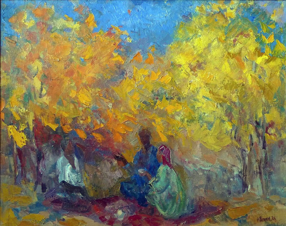 """""""Autumn"""" 1984."""