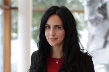 Dr Marzia Bolpagni es asesora BIM para Mace