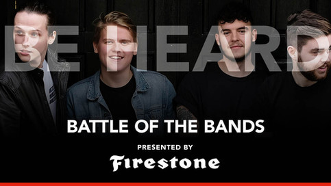 Fire Fences hoping to catch light in Battle of the Bands competition...