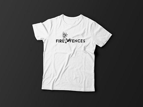 Chest Logo T Shirt - White