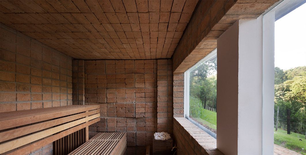sauna são roque . messina | rivas