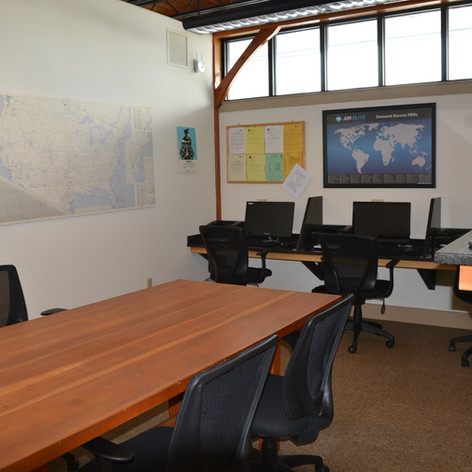 Flight Planning Room