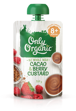 Only Organic Cacao&Berry Custard(6pice)