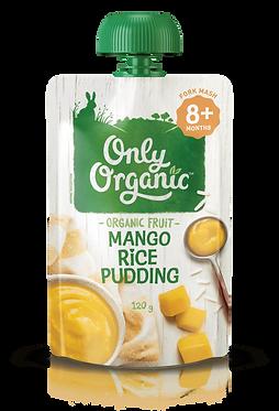 Only Organic Mango Rice Pudding(6pice)