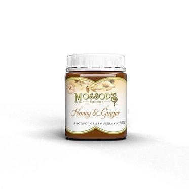 Mossop's 慕氏田園薑蜜 250克 Mossop's Honey & Ginger 250g