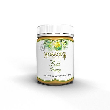 Mossop's 慕氏田園蜂蜜 500克 Field Honey 500g