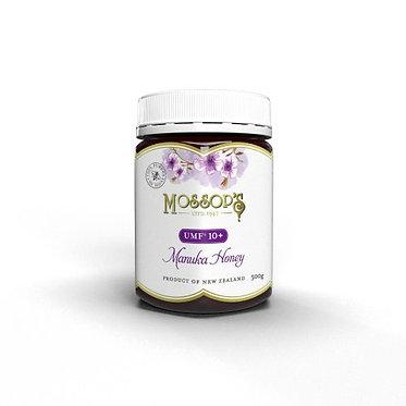 Mossop's 慕氏UMF10+麥蘆卡蜂蜜 500克 UMF®10+ Manuka Honey 500g