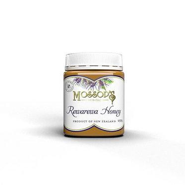 Mossop's 慕氏新西蘭金銀花蜂蜜 250克 Rewarewa Honey 250g