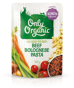 Only Organic Beef Bolognese Pasta(6pack)