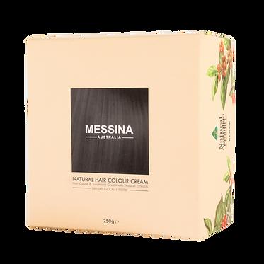 MESSINA 純天然植物染髮劑 - 黑