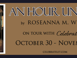 """""""An Hour Unspent"""" by Roseanna M. White"""