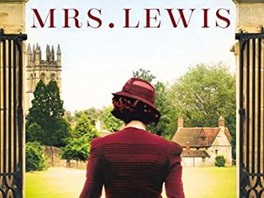 """""""Becoming Mrs. Lewis"""" by Patti Callahan"""