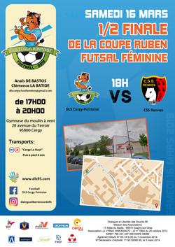 Foot F_Samedi 16 mars 2019 coupe ruben d