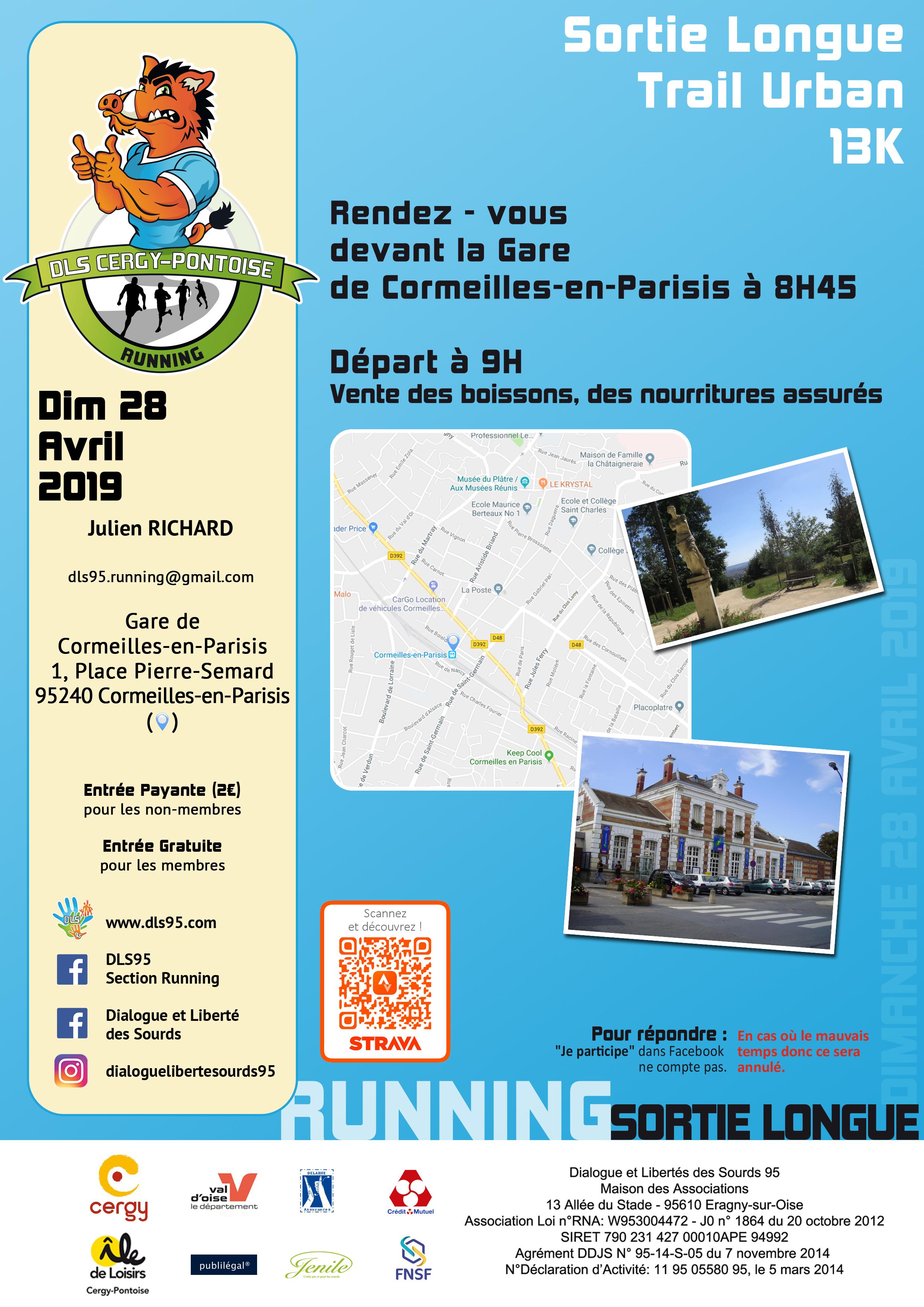 Running 13km