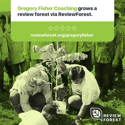 Gregory Fisher Coaching Review Forest 2.