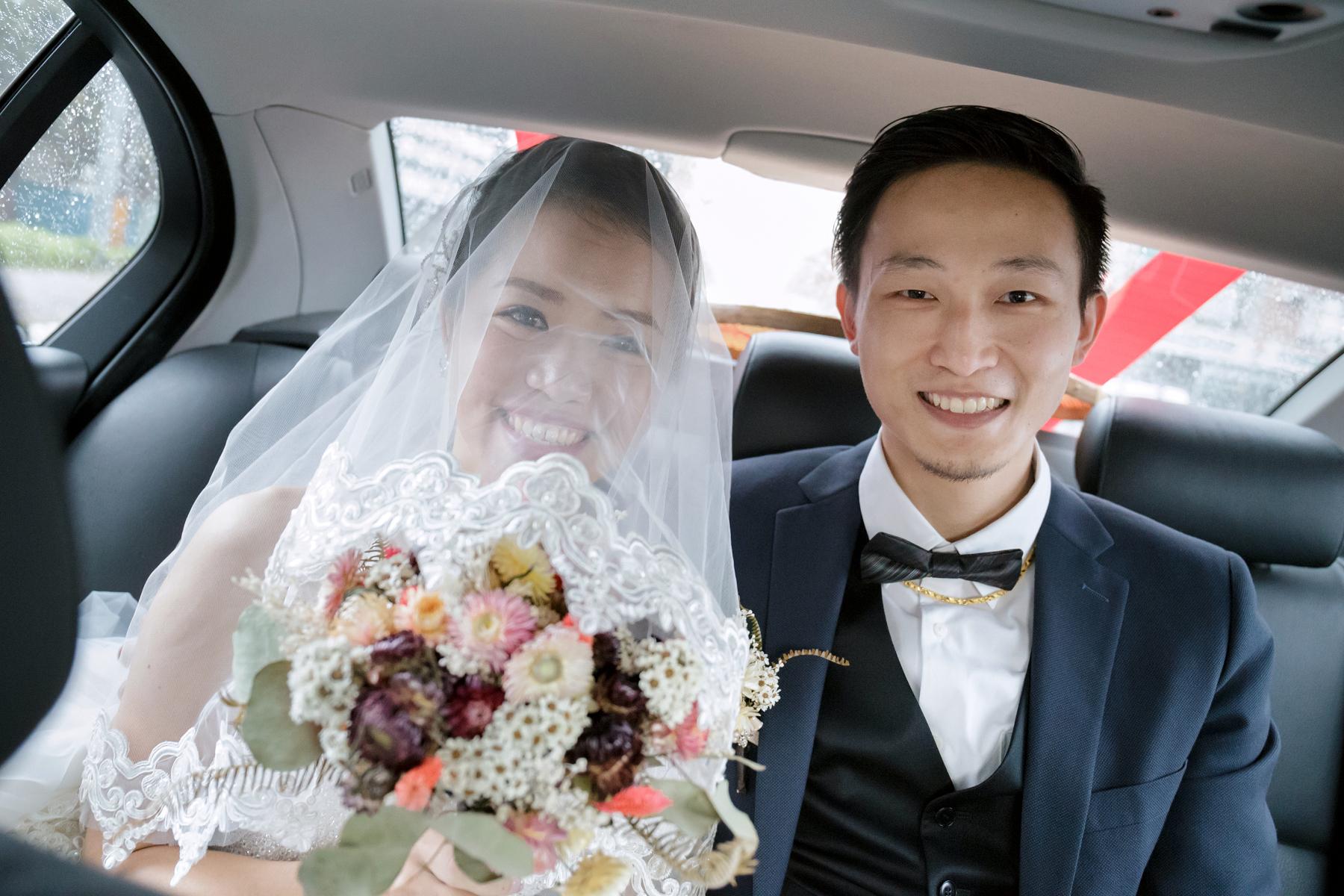 Benson&Yufan Wedding