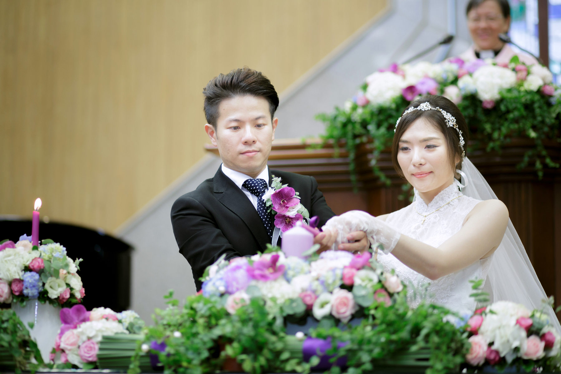 勇漾&小禎 Wedding