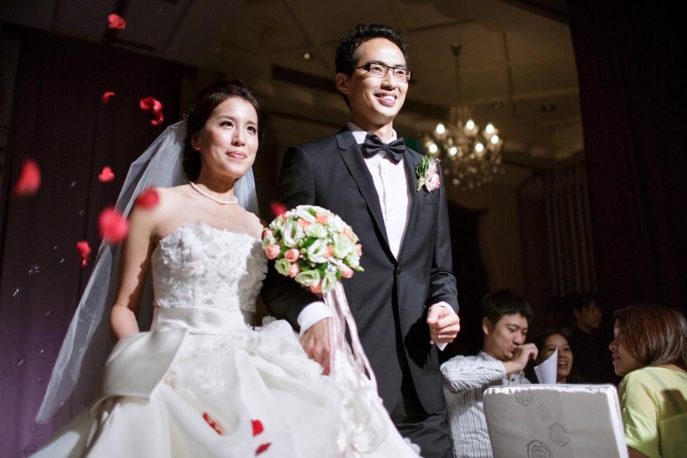 亞文&孟佳Wedding