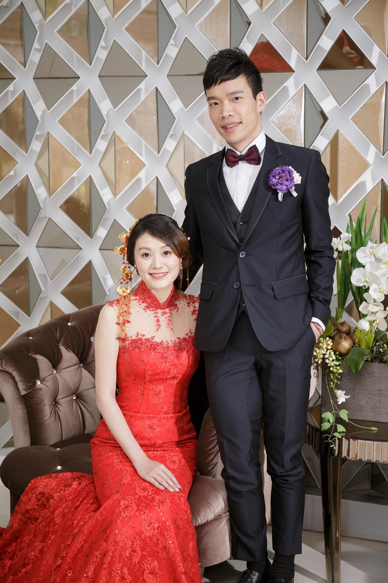 東森&冠慧 Wedding