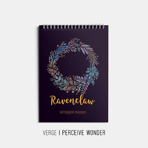 Ravenclaw Sketchbook