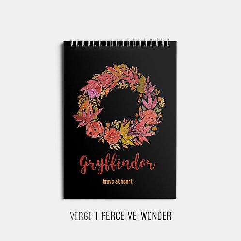 Gryffindor Sketchbook