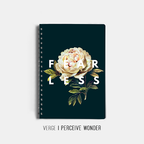 Fearless Notebook
