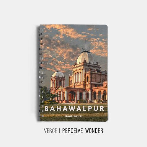 Bahawalpur Notebook