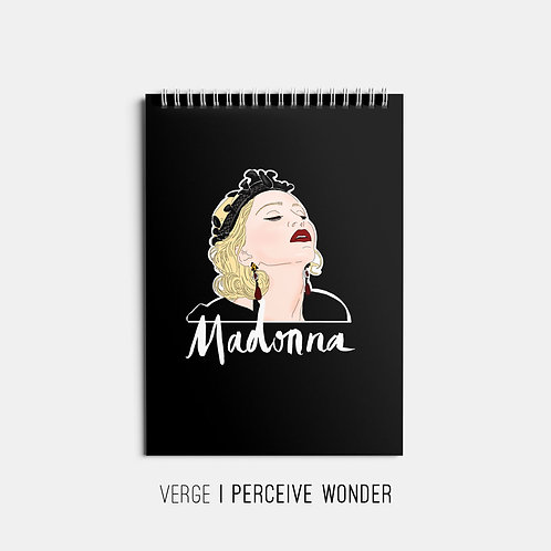 Madonna Sketchbook