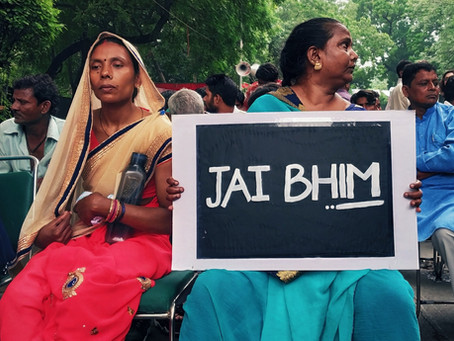 When a Dalit professor is accused of misconduct