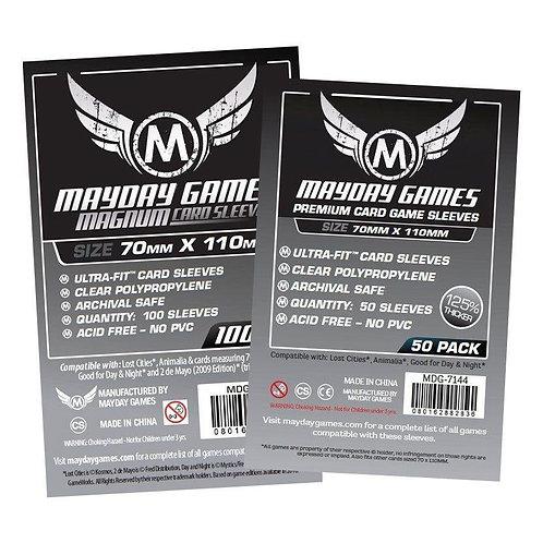 Mayday Games - Card Sleeves 70x110