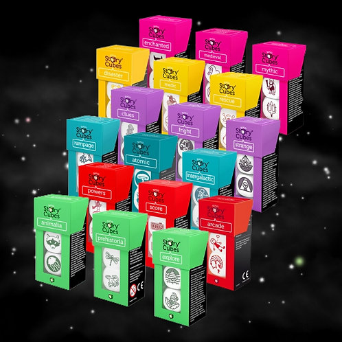 Rory's Story Cubes MIX