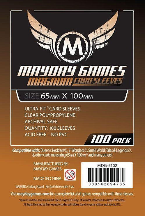 Mayday Games - Card Sleeves 65x100