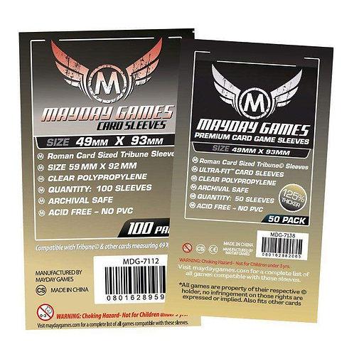 Mayday Games - Card Sleeves 49x93