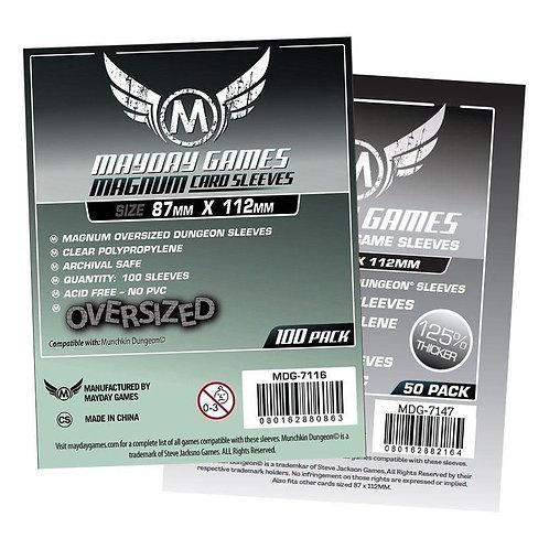 Mayday Games - Card Sleeves 87x112