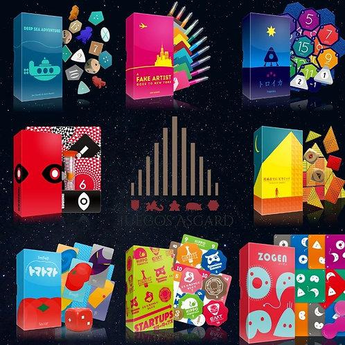 Colección Oink Games