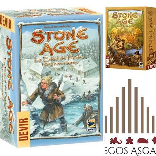 Stone Age - Variantes