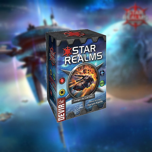 Star Realms - Series/Expansiones