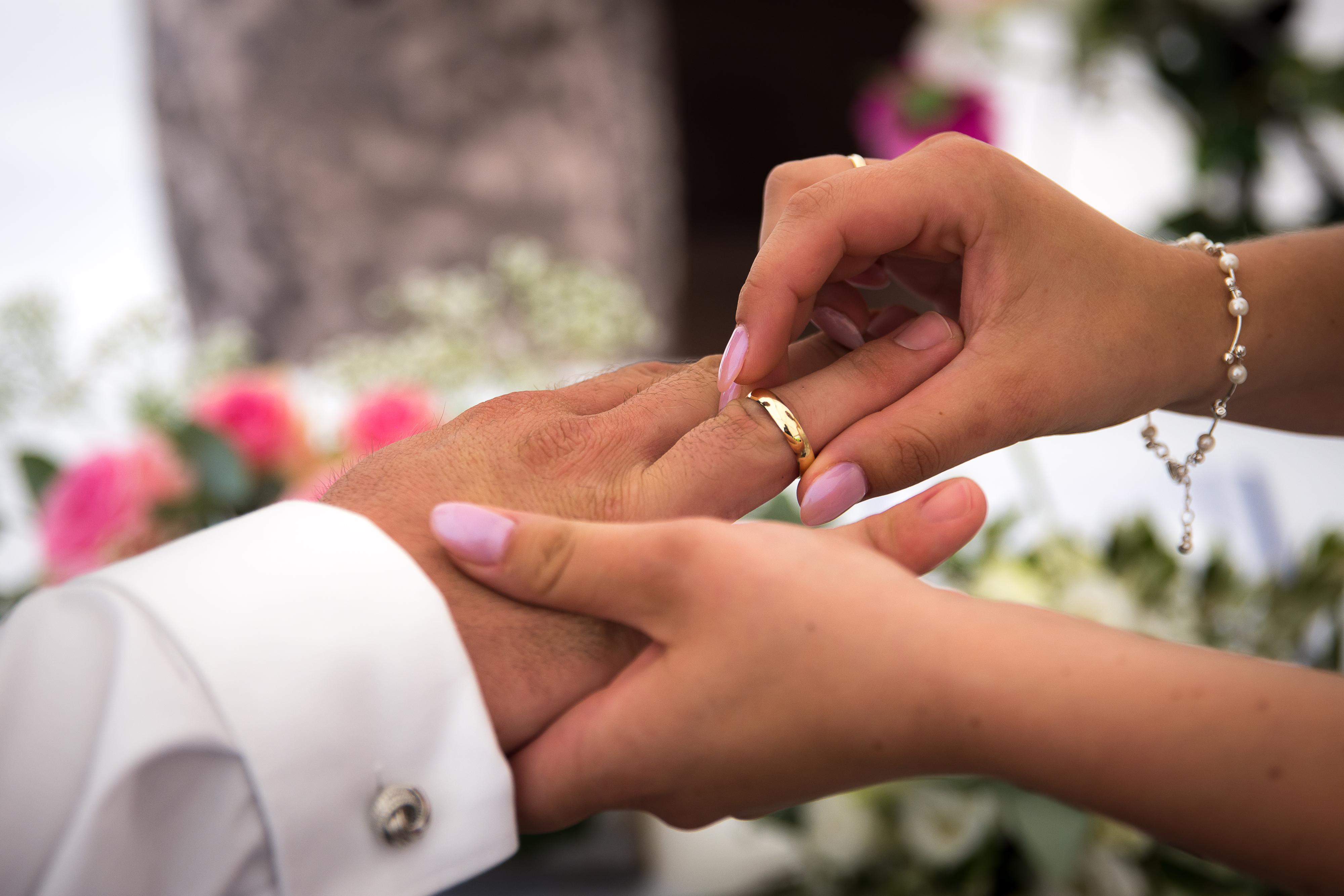 Hochzeit S & S